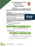 TDR FLETE TERRESTRE.doc