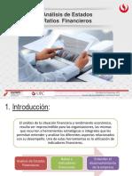 PPT Análisis de EEFF - Ratios Financieros VF 1