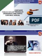 ACTUACION DEL CPC EN LOS TRIBUNALES JUDICIALES