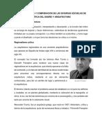 TEMA 12. ANÁLISIS Y COMPARACIÓN DE LAS DIVERSAS ESCUELAS DE CRÍTICA DEL DISEÑO Y ARQUITECTURA