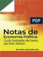 Libro - Notas ilustradas de Economía Política
