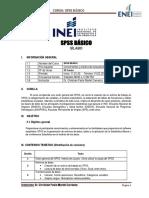 Sílabo INEI 2020-Enero (SPSS Básico)