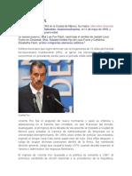 Vicente Fox EXPOSICION