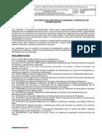 Guía de trámite UNIDADES DE ESTERILIZACIÓN 2019