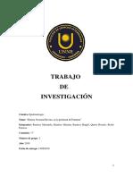 TRABAJO DE INVESTIGACIÓN EPIDEMIO