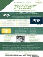 ACP Presents IMIGUS Infographic