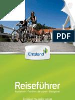 Emsland Reiseführer 2011-2012