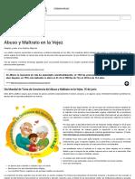 Abuso y Maltrato en la Vejez _ Portal Ciudadano