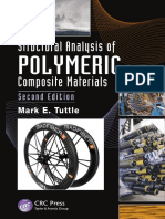 [Mechanical engineering (Marcel Dekker Inc.) 165] Tuttle, M. E - Structural Analysis of Polymeric Composite Materials (2003, Marcel Dekker).pdf