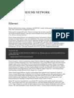 RESUME NETWORK.docx