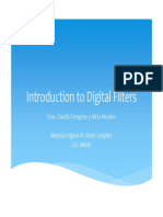 DSP 6 Digital Filters