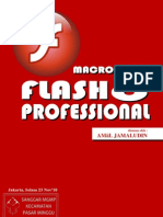 Macro Media Flash 8 Professional + Tutorial