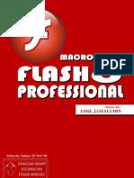 Macro Media Flash 8 Professional + Tutorial