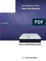 Diode Array Detector User Manual