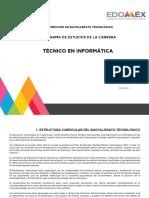 Modulo I Tecnico en Informatica
