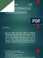 SISTEMA DE COORDENADAS CARTESIANAS.pptx