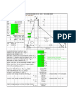 Hydropower Dam Calculation-Sheet Print