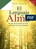 El lenguaje del alma (Psicoemoción) (Spanish Edition)