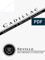 1995 Cadillac Seville Owners