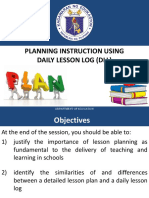 3. Planning Instruction Using DLL_MS (Final) copy.ppt