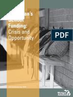 Michigan School Funding