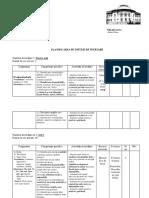 Clasa a4a planif unit de  invatare 2019