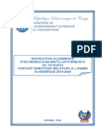 INSTRUCTION ACADEMIQUE 2019-2020 pdf