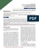 Journal on Derivatives