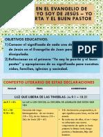 Tema 4 - Yo Soy La Puerte y Buen Pator