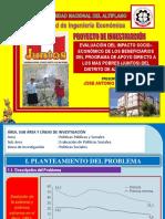 Programa Juntos Fin