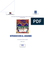 TAPIA ADLER, A. - Introducción al  Judaismo