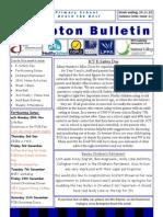 Issue 11 Newsletter