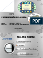 INTRODUCCION GEOLOGIA GENERAL