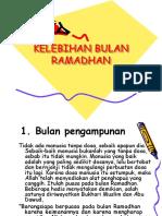 kelebihan-bulan-ramadhan