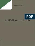 Domínguez F. J. (1945). Hidráulica.pdf