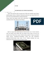 6 Agama Di Indonesia Dan Tempat Ibadahnya