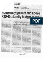 Business World, Jan. 22, 2020, House may go over and above P30-B calamity budget request.pdf