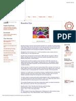 Reactive Dye | Textile Floor