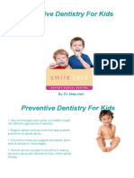 39649979 Preventive Dentistry for Kids