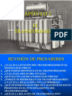 2. EL TRANSFORMADOR