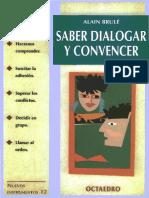 Brule Alain - Saber Dialogar Y Convencer