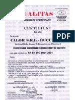 Catalog CALOR 2007-2008