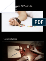 Types of Suicide