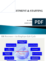 RECRUITMENT AND STAFFING.ppt