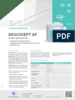 DescoseptAF_EN_0515 for medical device and surface clean.pdf