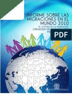 Informe sobre las Migraciones en el Mundo 2010