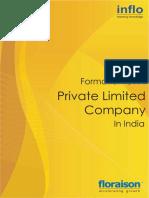 FormationofPrivateLimitedCompany