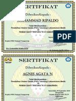 SMK Farmasi Tenggarong gel II