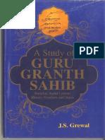 A Study of Guru Granth Sahib - J.S. Grewal