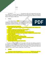 employment contract (Bender)
